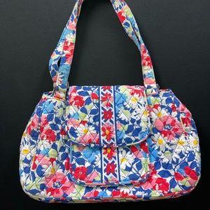 Vera Bradley Retired Summer Cottage shoulder bag